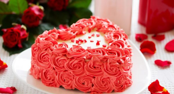 Valentine's themed cake competition 9th Feb 2017