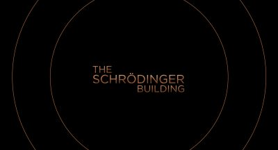 The Schrodinger Building front cover