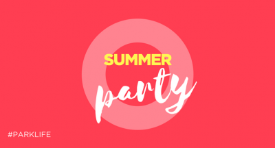 Summer Party 2017 Park Life