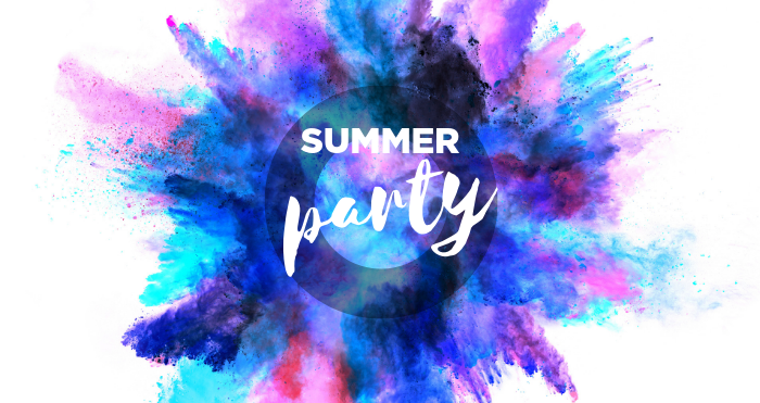 Summer Party 2019 Website Image